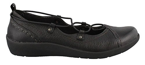 Earth Origini Londra Womens Slip On 9.5 2a (n) Us Black