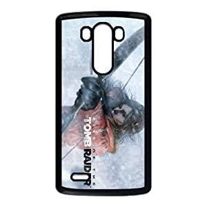 games Rise of the Tomb Raider Game Poster LG G3 Cell Phone Case Black gift zhm004-9260897