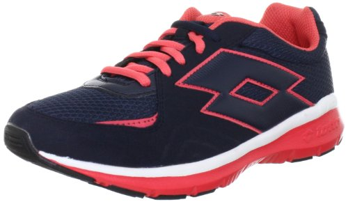 Lotto Sport SUNRISE W Running Shoe Womens Schwarz (Eclipse B/Sh.ro) kCy1iW