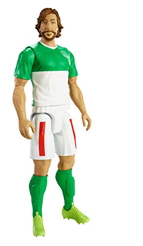 Mattel FC Elite Andrea Pirlo Soccer Action Figure ()