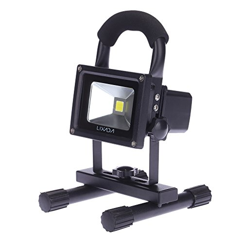 Portable Halogen Flood Light