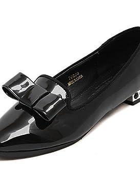 Zapatos de mujer - Tacón Plano - Comfort / Puntiagudos - Mocasines - Vestido / Fiesta