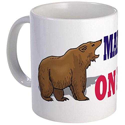 (CafePress Mama Grizzly 1 Mug Unique Coffee Mug, Coffee Cup)