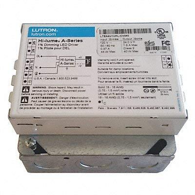 Lutron LED Driver 12VDC 120/277VAC 170-390 mA
