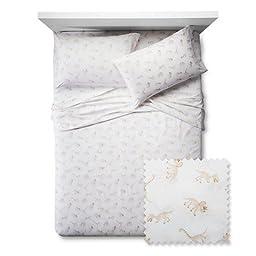 Dinosaur Bones Sheet Set - Pillowfort (Twin)