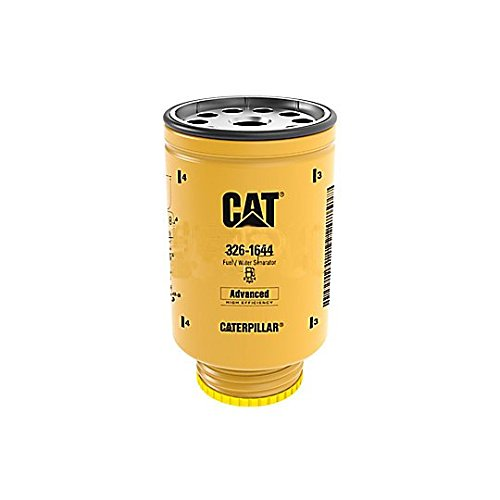 Caterpillar C15 Engine (Caterpillar 3261644 326-1644 FUEL WATER SEPARATOR Advanced High Efficiency Multipack (Pack of 2))