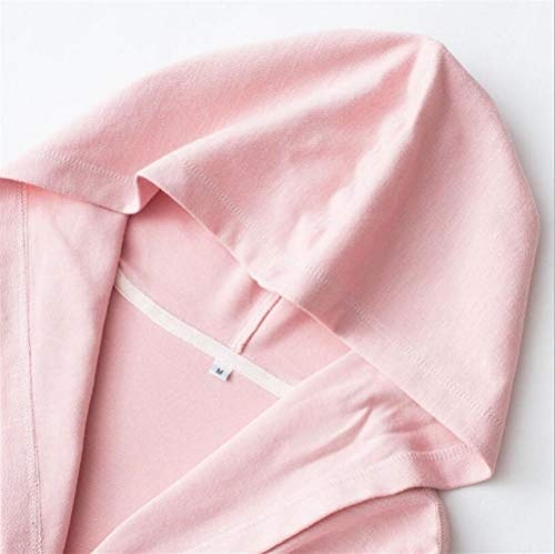 Capucha l Color Home Albornoz Con Sólido Sleepwear Mujer Chica Pijamas H0ZqHUw