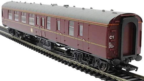 Hornby R4935A Zweinstein Mk1 BSK Nos. 99723/99312 Coach, Multi Kleur