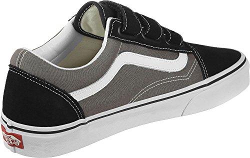 Old Noir Vans V Skool UA Chaussures zqxw0U5