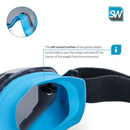 Gafas de Seguridad SolidWork New and Better Fit