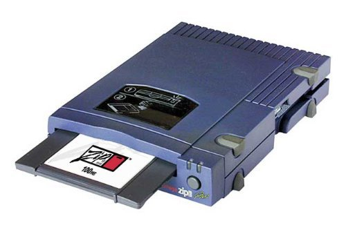 (Iomega 100MB Zip Plus Disk Drive - Dual SCSI and Parallel Ports)