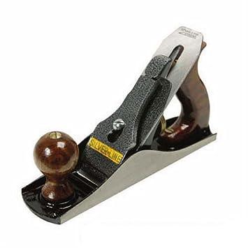 Silverline 633465 - Cepillo de carpintero nº 4 (Cuchilla 50 x 2 mm) Toolstream