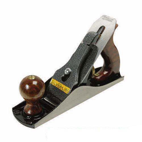 Silverline 633465 Handhobel, Nr. 4 Hobelmesser: 50 x 2 mm