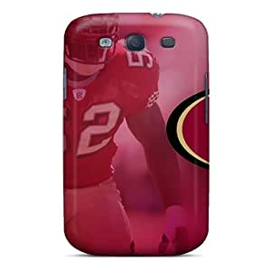 Galaxy S3 HwV18774HDQk Support Personal Customs Colorful San Francisco 49ers Pictures Scratch Protection Cell-phone Hard Covers -no1cases