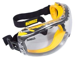 DEWALT DPG82-11 Concealer Clear Anti-Fog Dual Mold Safety Goggle (B000RKQ1NI) | Amazon price tracker / tracking, Amazon price history charts, Amazon price watches, Amazon price drop alerts