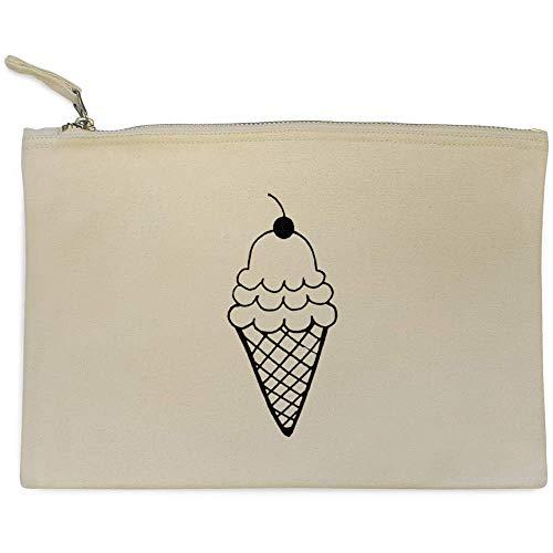 cl00007295 Case Embrague Accesorios Azeeda 'helado' Bolso De qTYAXO