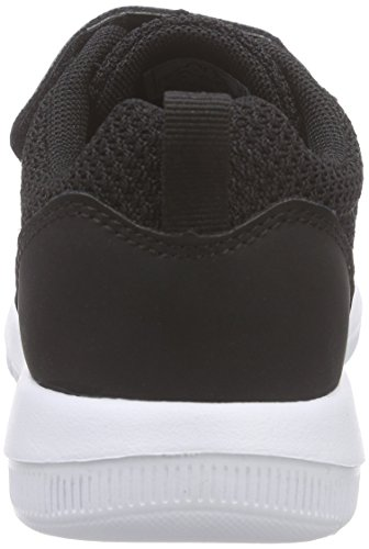 Kappa Speed 2.1 K, Zapatillas Unisex Niños Negro (1110 Black/white)