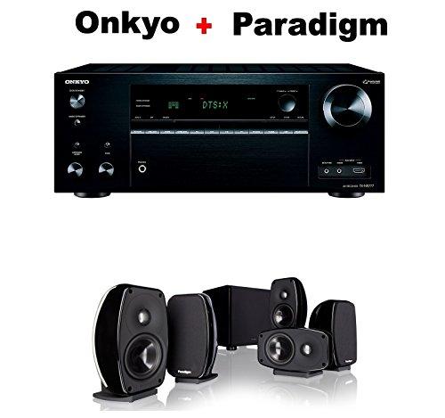 Onkyo-THX-Certified-Audio-Video-Component-Receiver-black-TX-NR777-Paradigm-Cinema-100-CT-51-Home-Theater-System-Bundle