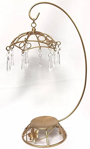 Amazoncom Gold Wire Decoration Umbrella Centerpiece For Bridal