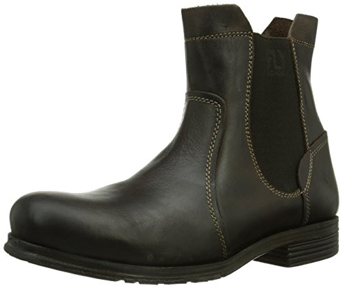 Fly Ochs London Fly 008 homme Boots Dark Marron London Brown Eqttr5