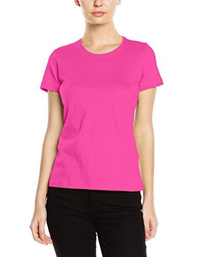 Stedman Apparel Classic-T/ST2600-Camiseta Mujer Rosa