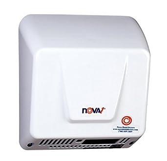 Amazon.com: 0830 Nova 1 – Secador de manos automático Sensor ...