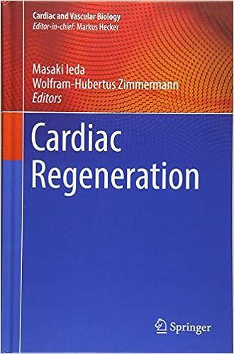 Cardiac Regeneration (Cardiac and Vascular Biology): Masaki