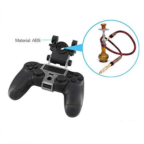 FafSgwq Hookah Smoke Play Schlauchhalterung Für Sony PS4 Slim Pro Controller Für Android-Handys Oder Tablets Mit OTG…