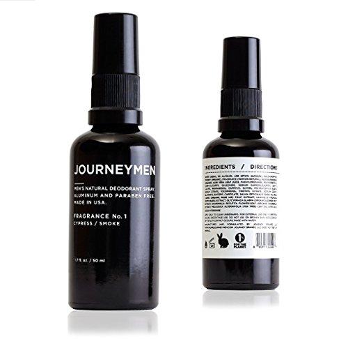 Journeymen - Natural Deodorant Spray 50ml/1.7 fl oz