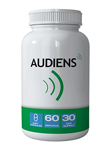 The Audiens Tinnitus Pill - Natural Remedy for Tinnitus Symptoms from Audiens - The Tinnitus Pill