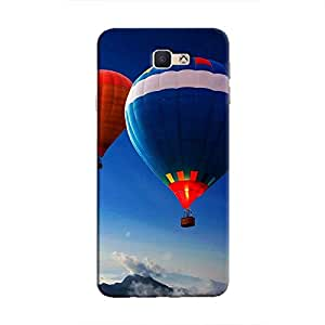 Cover It Up - Sky Balloons Galaxy J5 Prime Hard Case