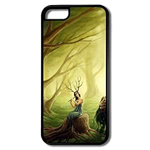 TYHde IPhone 6 plus 5.5 Cases Demon Design Hard Back Cover Proctector Desgined ending