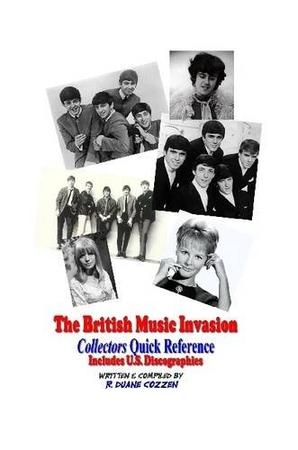 Download The British Music Invasion: Collectors Quick Reference pdf epub