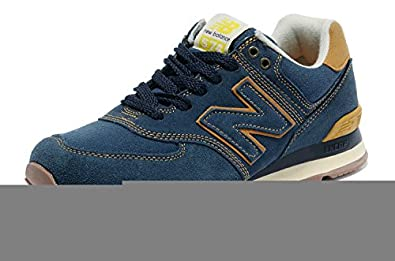 62816d92d0e64 Amazon | new balance ニューバランス ML574 スニーカー スポーツシューズ 人気 レディースシューズ カジュアル 女性用靴  23.5cm | new balance(ニューバランス) | ...