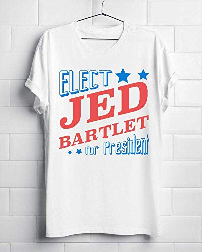 Slant Star - Elect Jed Bartlet For President Star Slants 60 Shirt Gift For Men Women