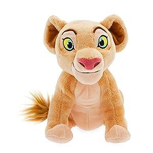 """Disney Nala Plush – The Lion King – Mini Bean Bag – 6 1/2"""""""