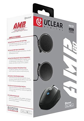 UClear AMP Go Helmet