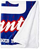 "The Northwest Company Officially Licensed NFL Old School Mink Sherpa Throw Blanket, 50"" x 60"""