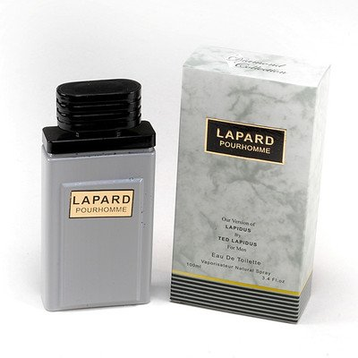 Lapard Pour Homme 3.4 Ounce EDT Men Spray by Diamond Collection