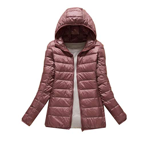 Cappotto Passarci Sankt Donne All'acqua Outwear Packable Puffer Rosa Resistenti qn0fwZ