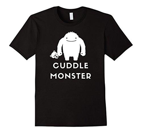 Men's CUDDLE MONSTER t shirt Medium (Cuddle Monster)