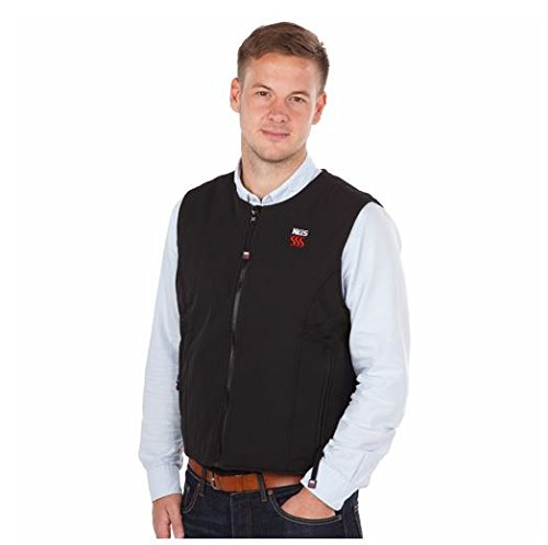 KEIS X10 HEATED BODYWARMER - MOTORCYCLE, CAR, FISHING, FOOTBALL, HORSE RIDING, ETC, ETC (M)