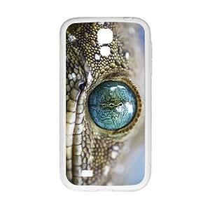 Lizard's Magic Eyes Hight Quality Plastic Case for Samsung Galaxy S4