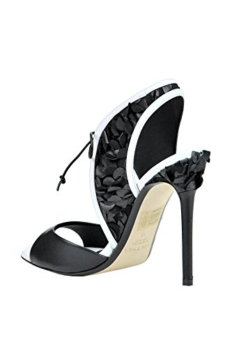 Sandals GREYMER Leather MCGLCAT03027E Women's Black qwIUCH