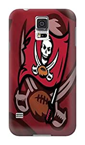 DIY NFL Tampa Bay Buccaneers Dazzling Hard Cover Case For Samsung Galaxy S5