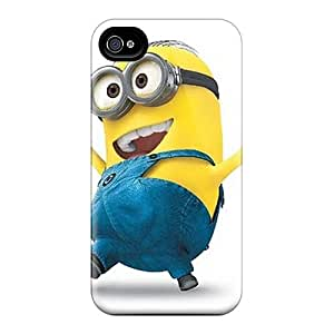DannyLCHEUNG Iphone 6 Bumper Hard Phone Covers Support Personal Customs Attractive Minion Skin [wbe7144aBrJ]