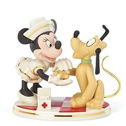 Lenox Nurse Minnie Mouse Figurine