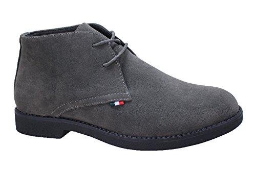 AK collezioni - Zapatillas para hombre Gris gris 40