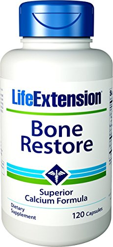 Life Extension Bone - Life Extension Bone Restore 120 Capsules