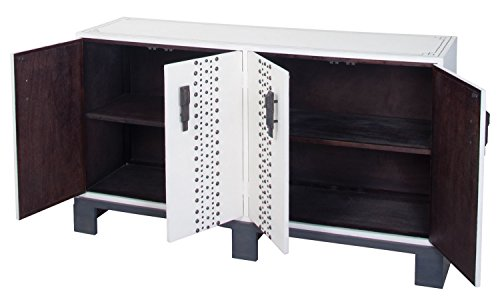 Vivaldi 4 Door Cabinet by Dimond